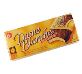 Gross Dame Blanche Vanilla Cream 6Pack 180Gr