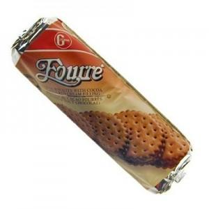 Gross Fourre Sandwich Biscuit Double Chocolate 300Gr
