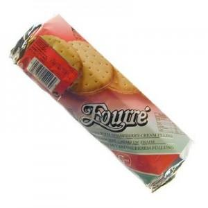 Gross Fourre Sandwich Biscuit Strawberry 300Gr