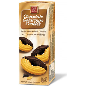 Gross Biscuit Goldrings Chocolate Cookies 300g