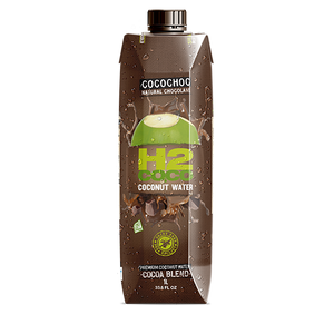H2Coco Coconut Water Cocoa Blend Natural 1L