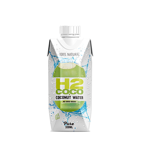 H2Coco Coconut Water Pure 330Ml