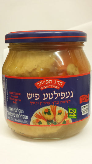 Dag Hameyuchad Gefilte Fish In Jar 470g