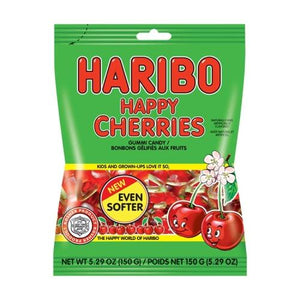 Haribo Happy Cherries 150Gr