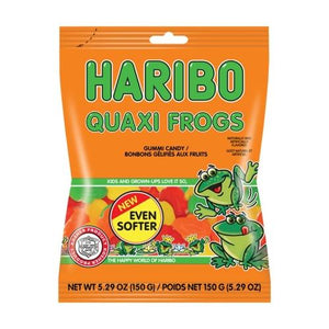 Haribo Quaxi Frogs 150Gr