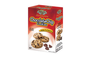 Jerusalem Cookies Chocolate Chip 200G