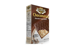 Jerusalem Matza Chocolate Coated 200G