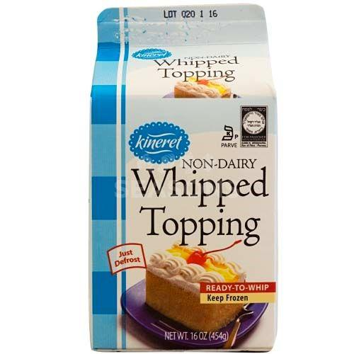 Kineret Whipped Topping 520G