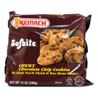 Kemach Chocolate Chip Cookies 340Gr
