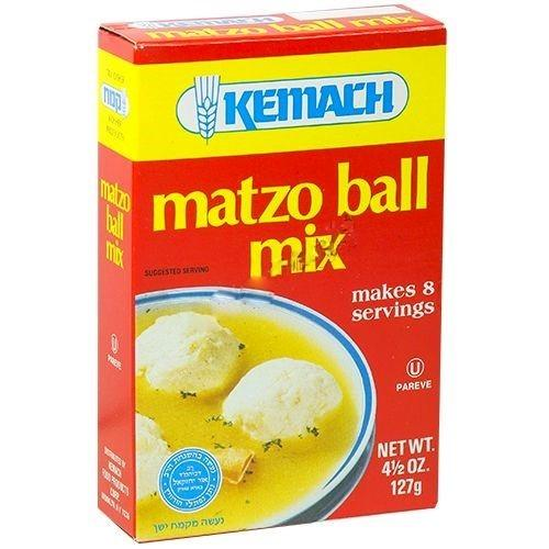 Kemach Matza Ball Mix 127G