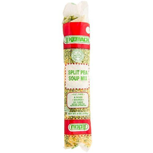 Kemach Soup Mix Split Pea 170G