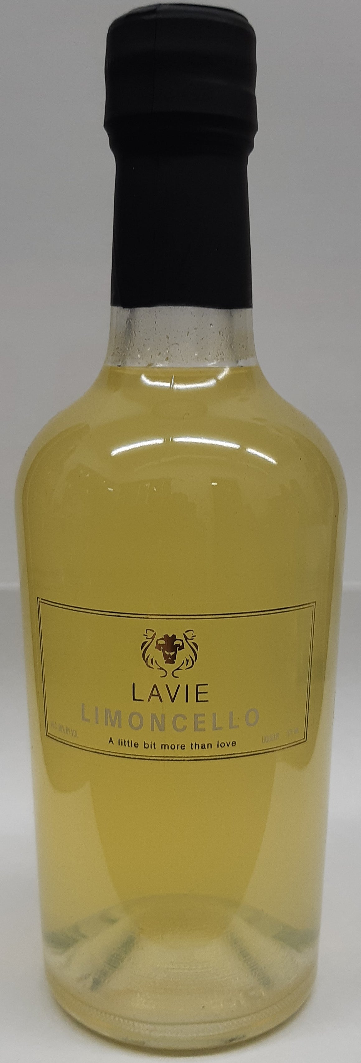 Lavie Limoncello Supreme Liqueur 375Ml
