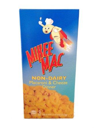 Mikee Mac Non Dairy Macaroni & Cheese 323Gr