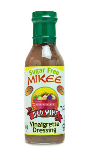 Mikee Red Wine Vinaigrette 347G