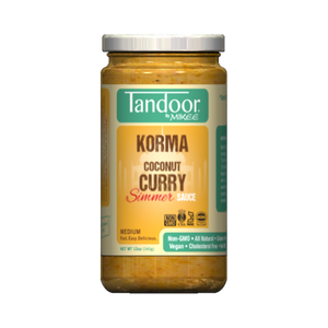 Mikee Tandoor Korma Coconut Curry Simmer Sauce 340g