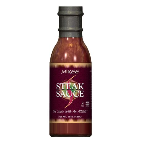 Mikee Steak Sauce Original 424g
