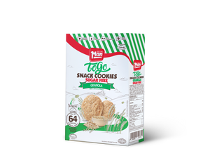 Man Snack Cookie To Go Granola Sugar Free - 6 Pack 104g