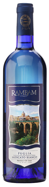Rambam Italy Moscato 375ml - Mini