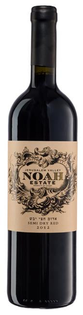Noah Estate Winery Semi Dry Red 750Ml
