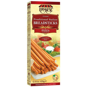 Paskesz Breadsticks Pizza 130Gr
