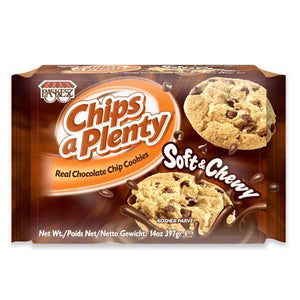 Paskesz Chips A Plenty Soft & Chewy Cookies 396Gr