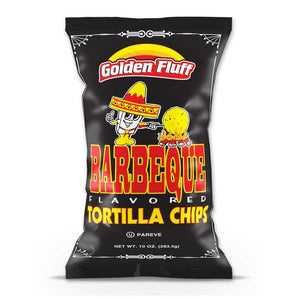 Paskesz Golden Fluff Tortilla Chips Bbq Large 283.5Gr