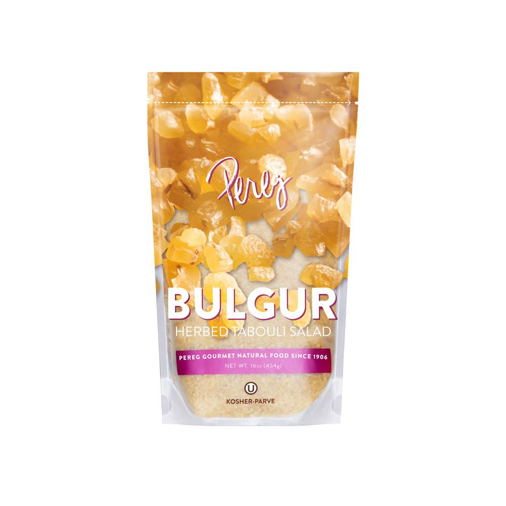 Pereg Bulgur Bag 454gr