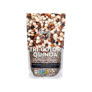 Pereg Quinoa Tri-Color Bag 454Gr