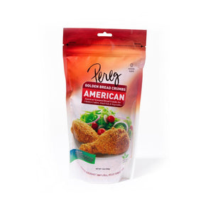 Pereg Seasoned Breadcrumbs American 340G