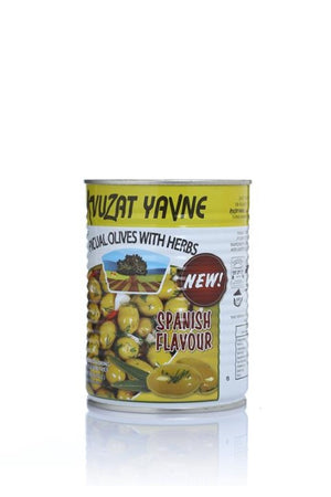Kvuzat Yavne Picual Olives With Herbs 560G