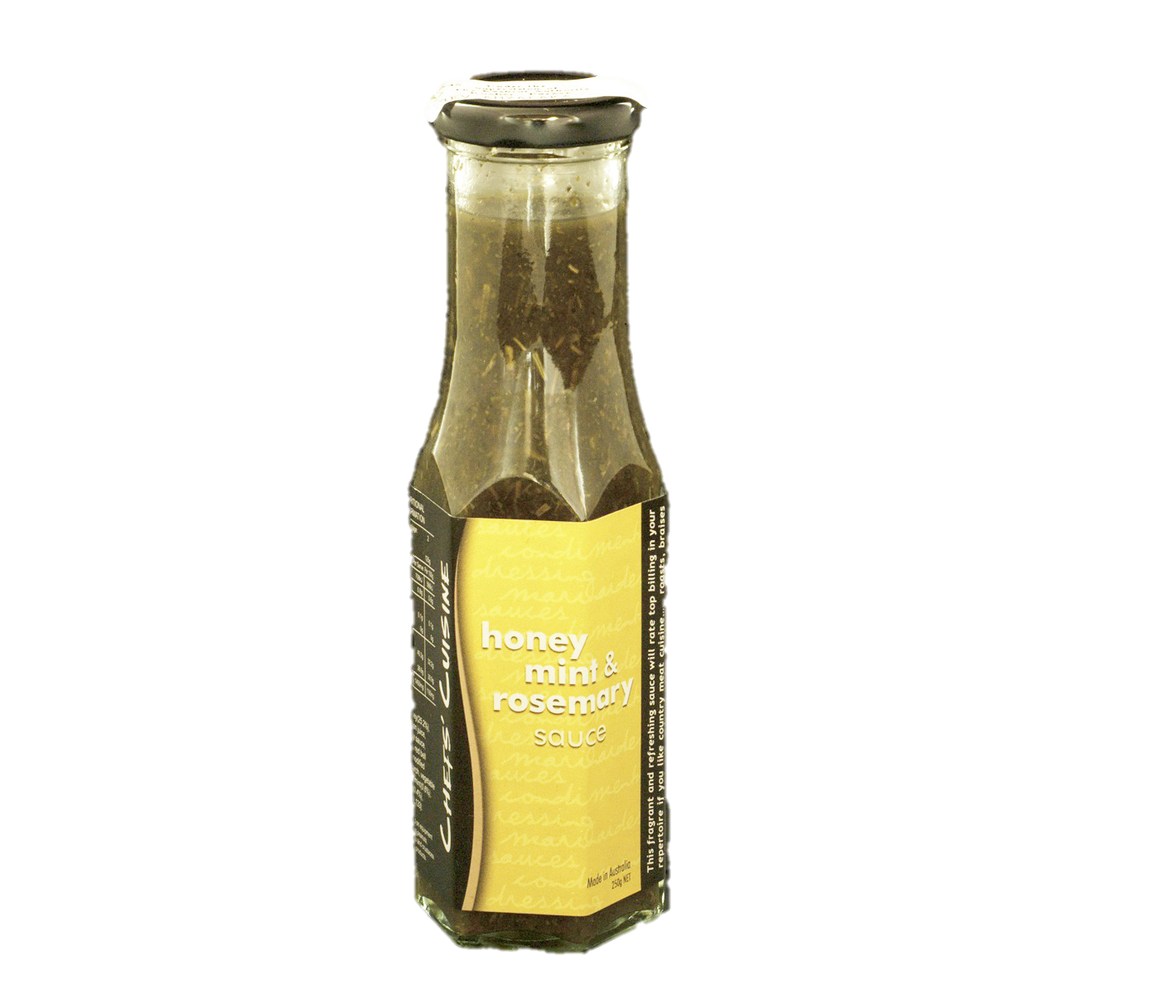 Ramasa Honey Rosemary & Mint Sauce 250Gr
