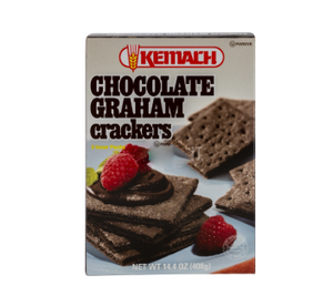 Kemach Chocolate Graham Crackers 408G