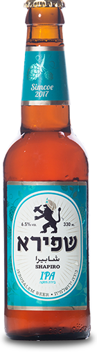 Shapiro Ipa Beer 330ml