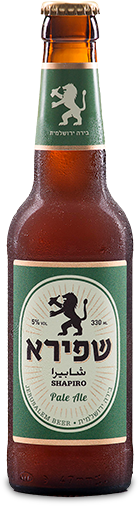 Shapiro Pale Ale Beer 330ml