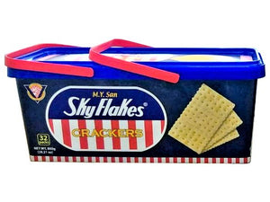 Taste Of Asia Sky Flakes Crackers 800G (Bulk Tub)
