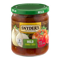 Snyders Of Havoner Salsa Mild 439g