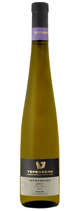 Teperberg Impression Reisling-Late Harvest 500Ml