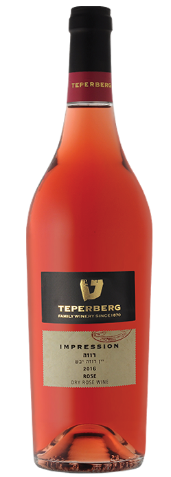 Teperberg Impression Rose 750Ml