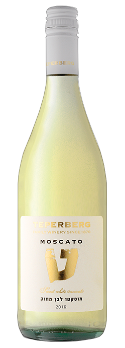 Teperberg Moscato White 750Ml