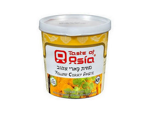 Taste Of Asia Curry Paste Yellow 400Gr