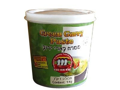 Taste Of Asia Curry Paste Green 1Kg
