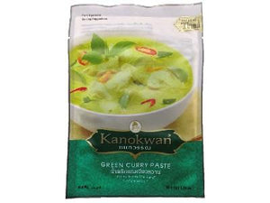Taste Of Asia Kanokwan Green Curry Paste Sachet 50Gr