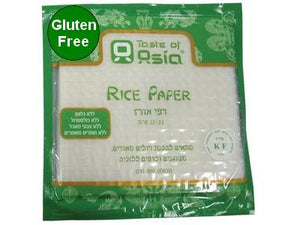 Taste Of Asia Rice Paper Square 300G 22Cm