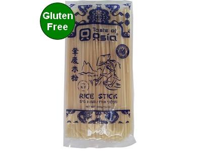 Taste Of Asia Rice Sticks Thick 3Mm 400G