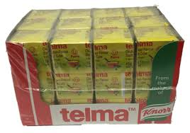 Telma Chicken Flavour Stock Cube 3x15g KLP