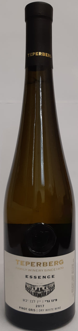 Teperberg Essence Pinot Gris 750ml