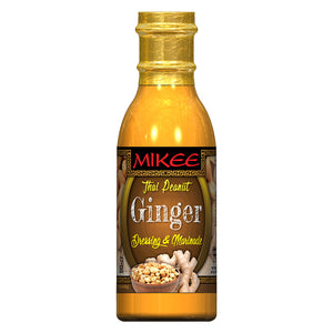 Mikee Thai Peanut Ginger Dressing 340g