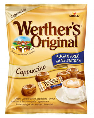 Werthers Original Coffee Sugar Free 80G