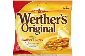 Werthers Original Butter 135G