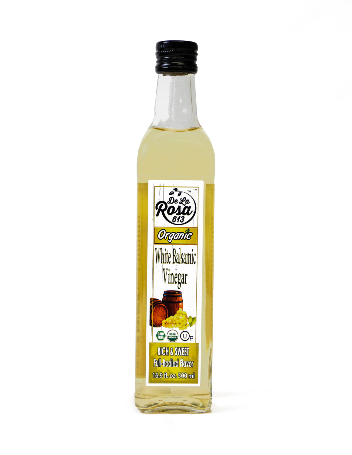 Dela Rosa White Balsamic Vinegar 500ml